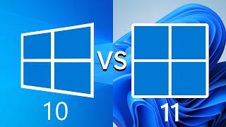 Windows 10 vs 11 | Features & Changes