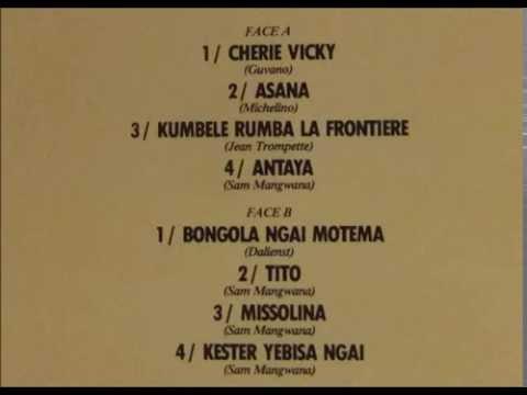 les maquisards et sam mangwana --- kumbele rumba la frontiere
