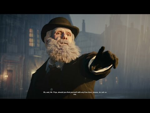 Assassin's Creed Syndicate: Giant Bomb Quick Look [Extended HD Gameplay]