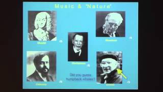 "Bernie Krause ""The Great Animal Orchestra"" - PEI Conference 030813"