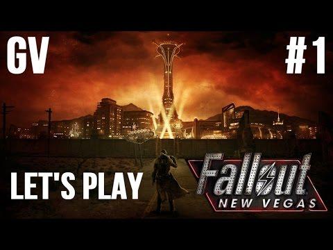 Let's Play Fallout: New Vegas Part 1 - True Grit