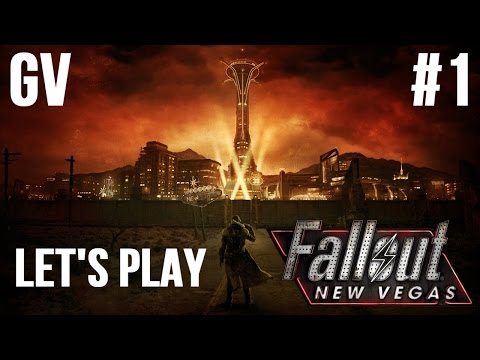 Lets Play Fallout: New Vegas