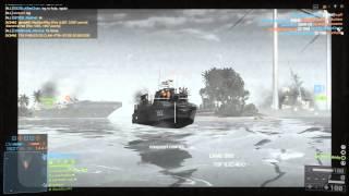 Battlefield 4 - Boats
