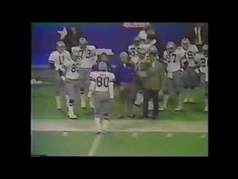 Roger Staubach's Final Drive vs LA Rams '79 Divisional Playoffs