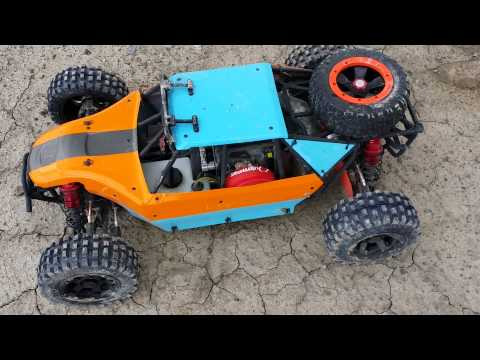 Losi DBXL - G290RC - Victory (VRC) vs Bartolone Pipes by dchoi99