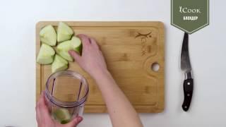 Смузи «Бодрое утро» iCook™ Блендер