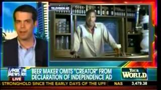 Beer Maker Facing Possible Backlash Over Declaration Of Independence Ad   Cavuto