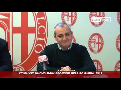 ITYBUY IT Nuovo Main Sponsor Rimini Calcio