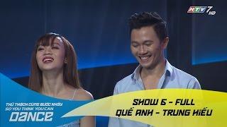 Secret Love Song - Quế Anh & Trung Hiếu // Rumba - Show 6 - Thử Thách Cùng Bước Nhảy 2016