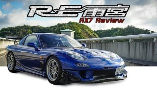 RARE | RHD AMEMIYA RX7 | REVIEW!