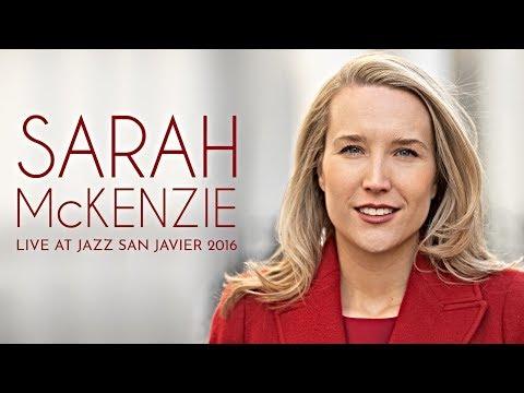 Sarah McKenzie  - Jazz San Javier 2016