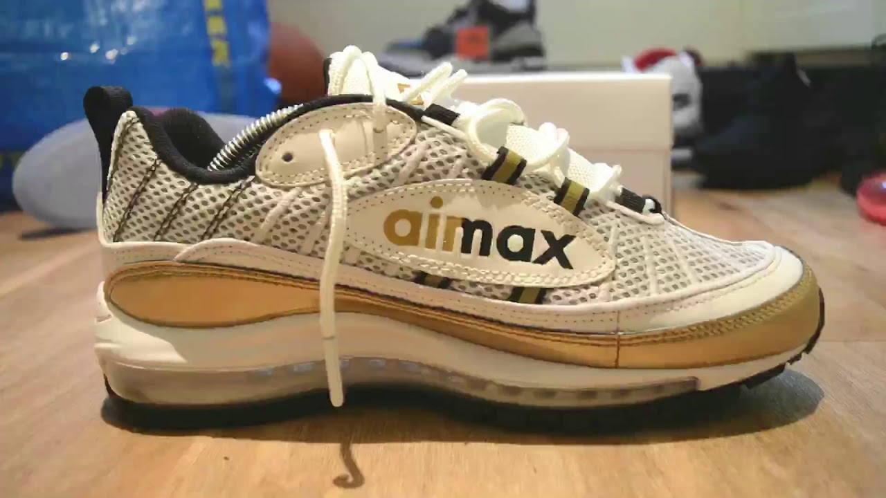 pretty nice ff857 eacee Air Max 98 UK or GMT from the Meridian pack