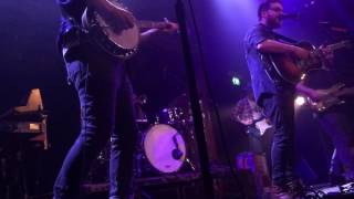 Above the Clouds of Pompeii- Bear's Den- Great American Music Hall (Jan 18, 2017)