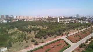 Université de Mohamed Boudiaf USTO Oran vue du ciel