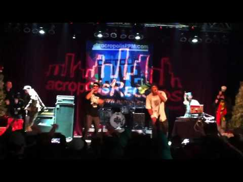 Binary Star - Masters of the Universe (LIVE 2011)