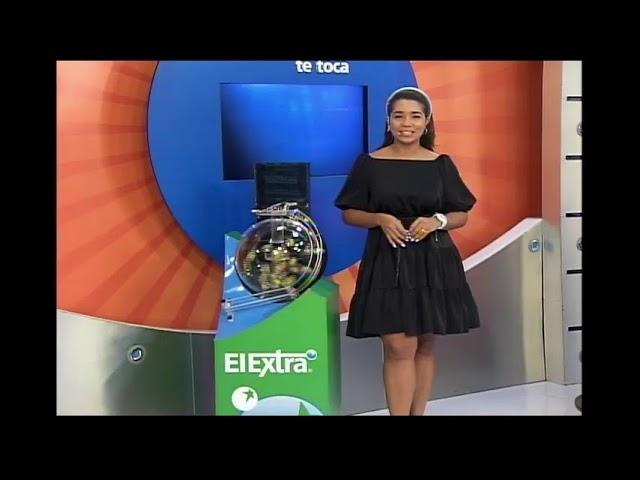 Loteka Lotería Electrónica Sorteo 07:55 PM 16-06-2021