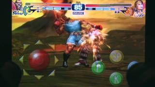 STREET FIGHTER IV Volt iPhone Gameplay Review - AppSpy.com
