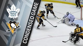 Toronto Maple Leafs vs Pittsburgh Penguins December 9, 2017 HIGHLIGHTS HD