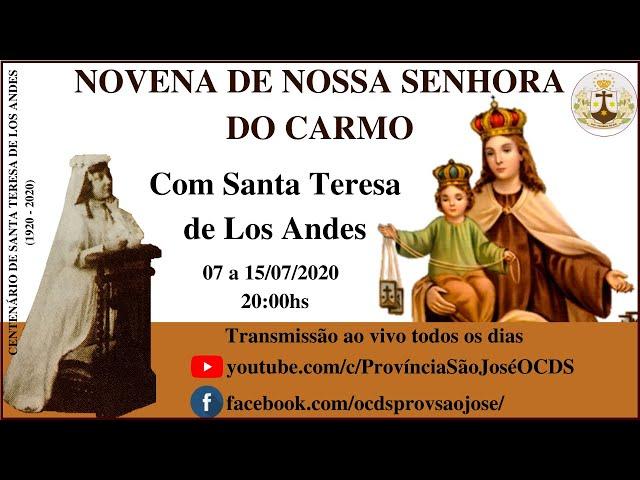 Novena de Nossa Senhora do Carmo 6.noite