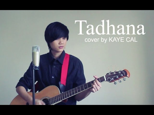 Tadhana - Up Dharma Down (KAYE CAL Acoustic Cover) Chords - Chordify