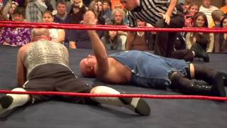 GCW Wrestling Season 3   Show 01