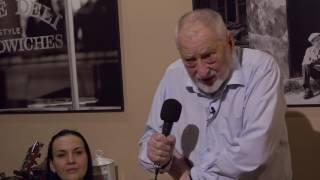 Jan Petránek hostem Jany Rychterové (Kavárna Caféidoskop 26.1.2017)
