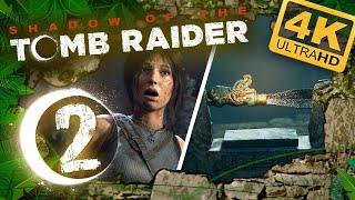 SHADOW OF THE TOMB RAIDER 🌙 #2: Unwissend Maya-Apokalypse ausgelöst!