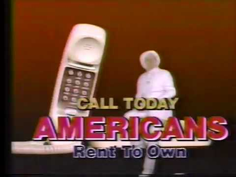 1986 Commercials Aired During Three Stooges 3 Doorways To Horror VHS Game Rent To Own MO Funny
