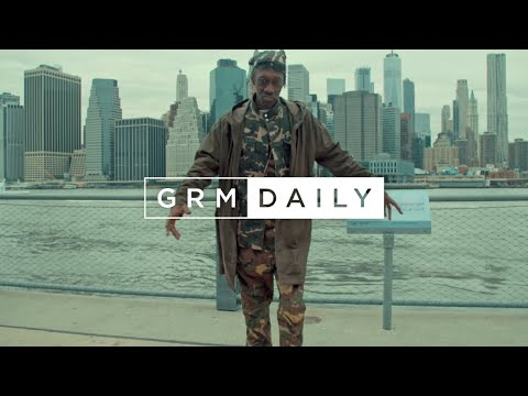 GreenCryptoKnight - Superman [Music Video] | GRM Daily