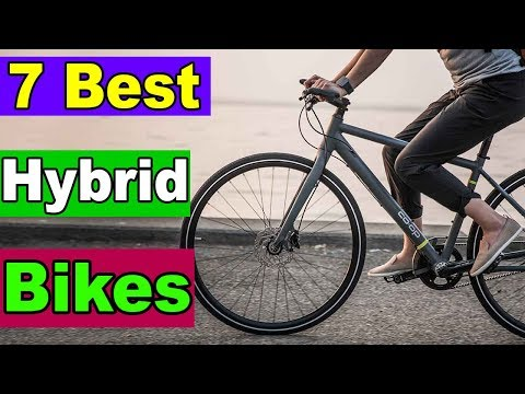 The 7 Best Hybrid Bikes to Buy in 2020 | cycling Weekly | Next Reviews