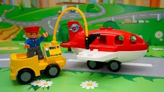 Мультики для детей с игрушками на русском языке - Грубиянка.