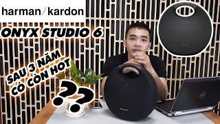 LOA HARMAN KARDON ONYX STUDIO 6 | Dòng Loa Di Động Không Dây Bán Chạy Nhất!