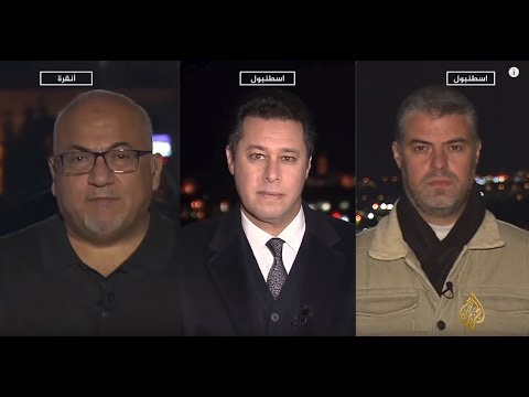 نافذة من إسطنبول- متابعة لآخر تطورات قضية اغتيال خاشقجي  - نشر قبل 3 ساعة