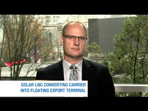 Offshore Liquefied Natural Gas - Interview on BNN of Keith Schaefer