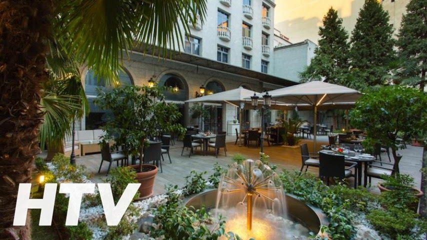 Hotel vp jardin de recoletos en madrid youtube for Hotel vp jardin de recoletos