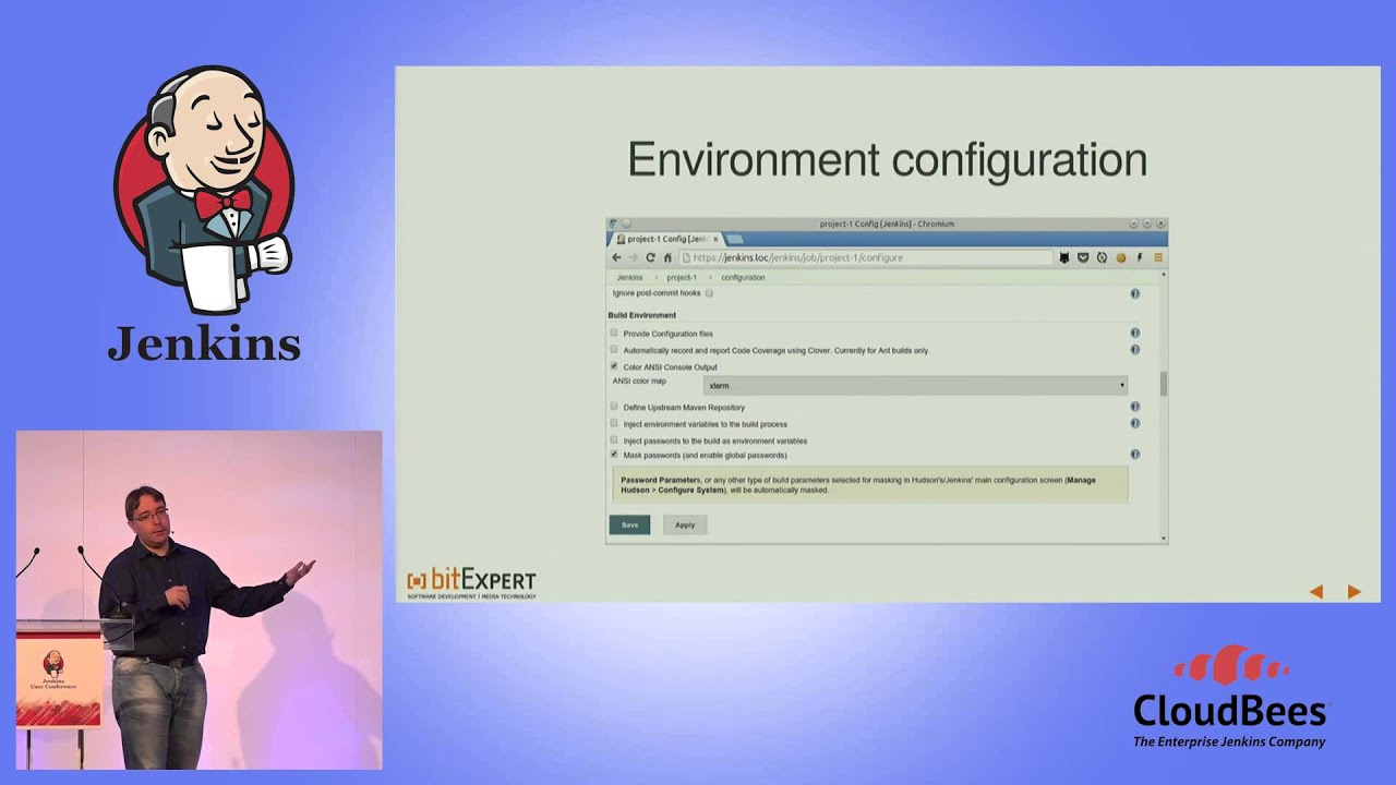 JUC Europe 2015 - Jenkins for PHP Projects