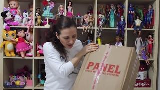 Barbie İnternet Alışverişim - Acaba Kutudan Neler Çıkacak? Bidünya Oyuncak Çocuk Videosu