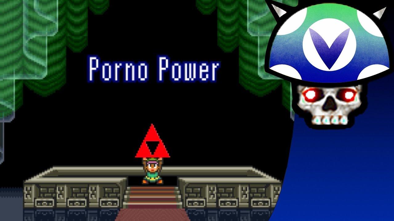 Zelda anime porno