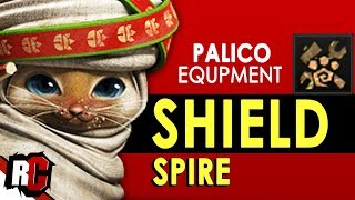 "Palico GADGET ""Shieldspire"" Location | Monster Hunter: World (Secret Palico Gadgets)"