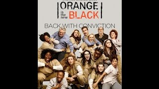 Оранжевый — хит сезона (сериал, 3 сезон) / Orange Is the New Black (2015) 720p | RUS