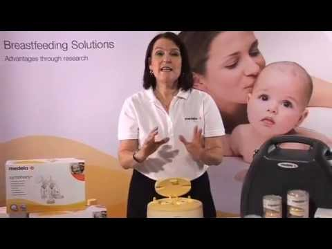 How to use your Symphony Breastpump - by Medela Australia