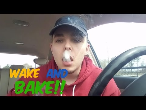 WAKE & BAKE BACKWOOD SESH!!!