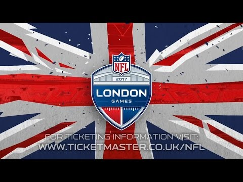 2017 London Reveal | NFL