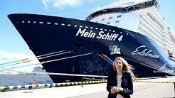 Mein Schiff 4 Test review Schiffsrundgang außen innen Kabinen & Erfahrungsbericht Vergleich