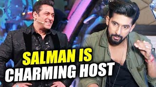 Salman Khan Is The Most CHARMING HOST Of India, Says Ravi Dubey