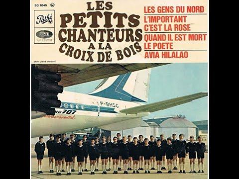 """Les Petits Chanteurs à la croix de Bois - """"Avia hilalao"""" [O. Suza & Barijaona]"""