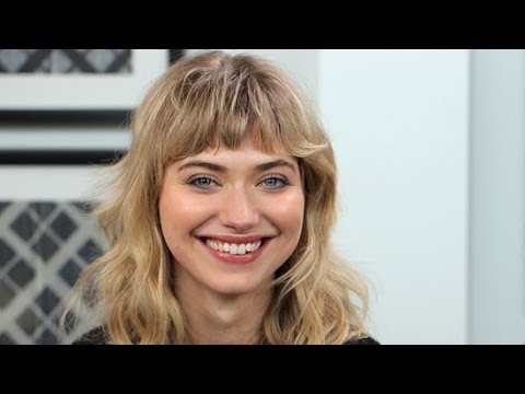 Imogen Poots Jokes That Shooting With Zac Efron Was