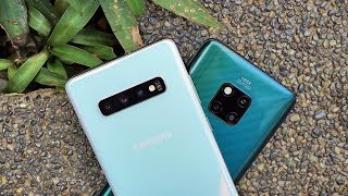 Samsung Galaxy S10+ vs Huawei Mate 20 Pro: The RM700 price difference comparison!
