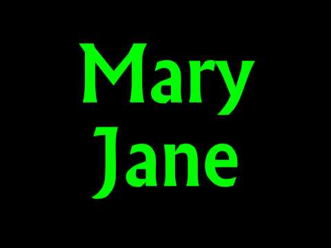 King D Mr. Perfect - Mary Jane (produced by King D Mr. Perfect)