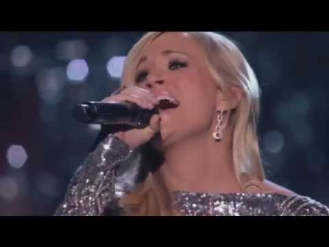 How Great Thou Art By Carrie Underwood With Vince Gill !Standing Ovation!